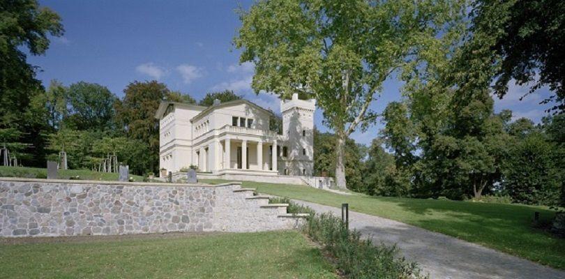 Villa Jacobs, Foto: Stefan Ludes Obst- und Weinanbau