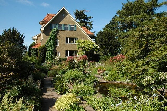 Führung durch den Karl Foerster Garten