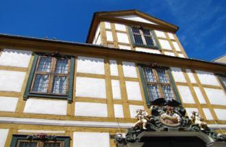 Haus 'Im Güldenen Arm' © TMB-Archiv Kolbmüller