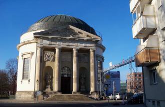 Französische Kirche in Potsdam, Foto: Yvonne Schmiele
