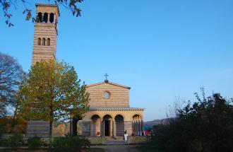 Sacrower Heilandskirche