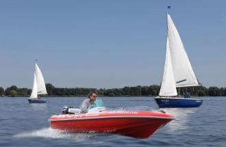 Motorbootkurs, Foto: Aufs-Wasser.com