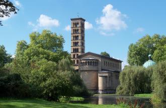 Friedenskirche, Foto: TMB-Fotoarchiv/Yvonne Schmiele/SPSG