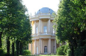 Belvedere auf dem Klausberg, Foto: SPSG/TMB/Hoffmann