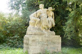 Kunst im Schlosspark Marquardt, Foto: Ramona Kleber