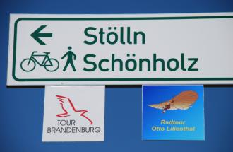 Radtour Otto Lilienthal (82 km), Foto: TV Havelland e.V.