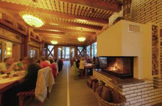 Anna Amalia Restaurant mit Seeterrasse © Freizeit-recra GmbH