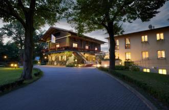 Hotel Bayrisches Haus - Außenansicht, Foto: Hotel Bayrisches Haus