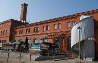 Waschhaus Potsdam, Foto: Yvonne Schmiele