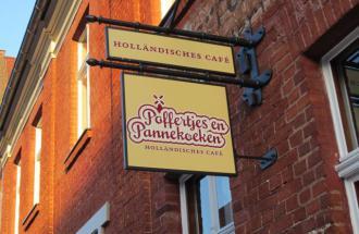 Café Poffertjes en Pannekoeken, Foto: Ronald Koch