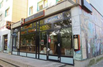Café, Restaurant & Liquor Store Full House, Foto: Ronald Koch