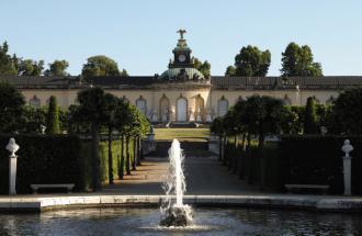Potsdam, Bildergalerie im Park Sanssouci (c) SPSG, Foto: Hans Bach