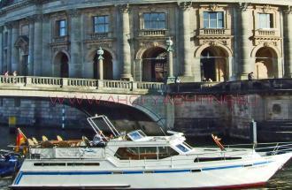 Yacht CARPE DIEM, Foto: Günther Winkler
