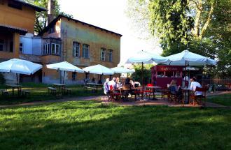 Café Eden, Foto: PMSG/Sophie Jäger
