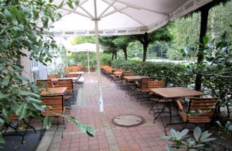 Restaurant Am Wildpark im Wyndham Garden Potsdam, Foto: Ronald Koch