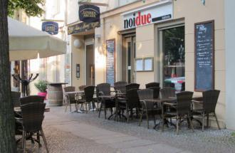 Restaurant noidue, Foto: Ronald Koch