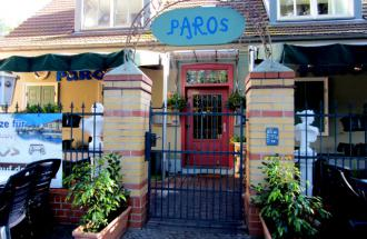 Restaurant Paros, Foto: Ronald Koch