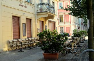 Restaurant und Kaffeerösterei Junick, Foto: Ronald Koch