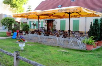 Sportrestaurant Hiemke in Potsdam, Foto: Ronald Koch
