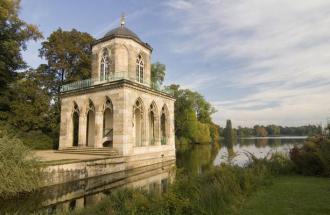 Gotische Bibliothek, Foto: SPSG/Wolfgang Ehn
