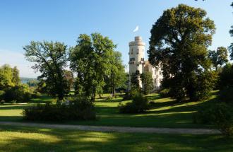 Park Babelsberg, Foto: Jan Hoffmann