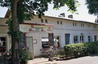 Restaurant Zum Sacrower See, Foto: PMSG/ Renate Stiebitz