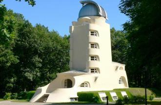 Einsteinturm auf dem Telegrafenberg, Foto: Astrophysikalisches Institut Potsdam