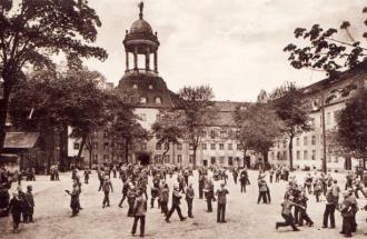 Großes Waisenhaus zu Potsdam um 1912 © Stiftung Großes Waisenhaus zu Potsdam