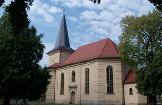 Friedrichskirche am Weberplatz, Foto: Yvonne Schmiele