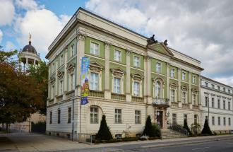 Naturkundemuseum Potsdam im ehemaligen Ständehaus, Foto: Naturkundemuseum Potsdam / R. Janiszewsky