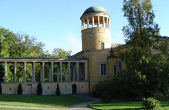 Schloss Lindstedt, Foto: TMB/Hoffmann