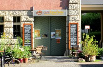 Bio-Café Kieselstein, Foto: Ronald Koch