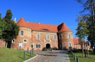 Burg Eisenhardt in Bad Belzig, Foto: Heiko Bansen