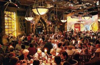 Restaurant Prinz Eisenherz im FILMPARK Babelsberg