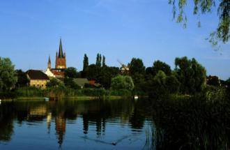 Werder (Havel), Foto: TMB/Böttcher
