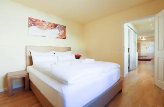 Apartment 5 - Schlafzimmer