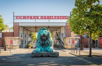 Filmpark Babelsberg Eingang, Foto: Filmpark Babelsberg Ronny Budweth